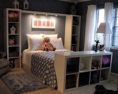 Cute idea for teenagers room