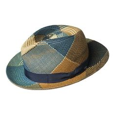 Bailey of Hollywood Giger Genuine Panama 22787 - Breezy Plaid Fedoras With a flattering Teardrop crown, the Bailey of Hollywood Giger Genuine Panama features a custom multi-tone weave handwoven in Ecuador. Gents Hats, Mens Dress Hats, Gentleman Hat, Hats For Men, Women Hats, Mens Designer Shirts, Leather Suspenders, Mens Fashion Wear, 1950s Fashion