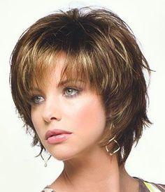 Resultado de imagen de frizure za kosu srednje dužine