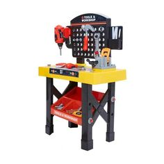 Tools and Workshop Playset