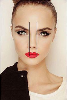 Las cejas son lo más importante en tu rostro.