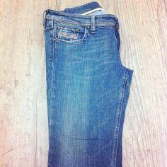 Jeans Diesel  tamanho 29 #garimperia #brechó #comprinhas #online #lookdodia #jeans #diesel #pechinchadodia