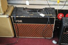 old vox amp