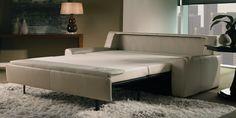 Comfortable American Leather Sleeper Sofa