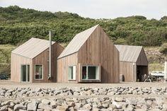 Wird teurer... aber: ein Haus aus mehreren Teilen sieht sehr cool aus.
