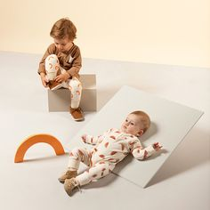 Set design for Toddler Clothes. | Loup is a French baby and toddler clothing brand. All clothes are designed and produced locally in France.
