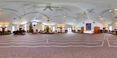 This gorgeious place has been the twinkle in the eyes of every bride. Both the Peace Garden and the Center are available for your special day. Our facility provides a large room for your Bridal Party to dress and a Groom's Room where you can keep him hidden if you wish.  - VIRTUAL TOUR BY: www.SpinVision.com