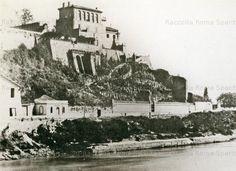 1872 ca., Il Porto di Ripa Grande alla Marmorata