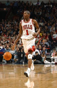2128f22fb Chicago Bulls - Jamal Crawford   2000-2004 Love And Basketball
