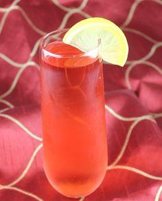 Smooth Pink Lemonade  (1-1/2 ounce vodka  2 ounces cranberry juice  3 ounces sweet and sour  1 splash 7-Up)