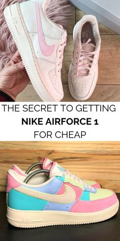 01b50d709e2 Find authentic Nike Airforce 1 sneakers up to 70% off when you shop on  Poshmark