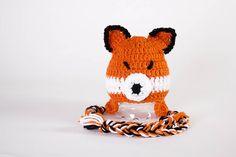 Crochet Animal Hats Fox Hat Newborn Photo Props Crochet Fox Hat Baby Shower Gifts Birthday Gifts Animal Beanie Handmade Beanie…