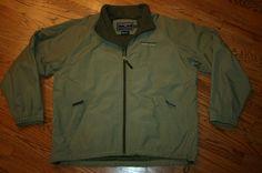 Vintage Polo Sport Ralph Lauren Jacket mesh lined zip windbreaker Men's Medium #PoloSportRalphLauren #BasicJacket