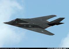 Lockheed F-117 Nighthawk Stealth Fighter