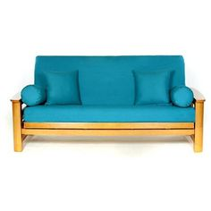 buy lifestyle covers teal full size futon cover at walmart   magshion futon cover slipcover  burgundy full  54x75 in      rh   pinterest