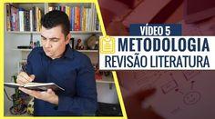 Vídeo mostra Revisão de Literatura Metodologia- Protocolo de Inclusão e Exclusão.Baixe modelos de revisão, protocolo de inclusão e exclusão e faça a metodologia ficar muito mais simples.