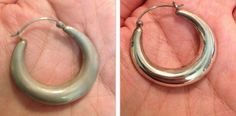 We all know that silver jewelry looks old and rusty over time, and the most common reason is unavoidable: air. Learn this simple trick to clean and shine your silver jewelry in a snap.