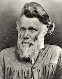 Famous Mountain Men | JOSEPH GALE (1807-1881)