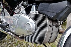 Norton Classic P43 Rotary Engine (1988)