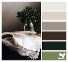 still tones, colors palette (inspiration photo) Colour Pallete, Colour Schemes, Color Combos, Color Patterns, Color Palettes, Design Seeds, Color Composition, Color Concept, Living Colors