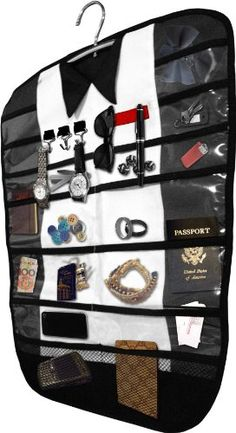 The Butler – Organizer for MEN – Ties, Belts and All Accessories in One Place | Amazon Promo Code