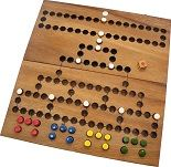 Barricade - Wooden Strategy Board Game