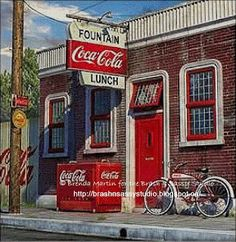 the Brash and Sassy Studio: AC~37 ... STOP FOR LUNCH