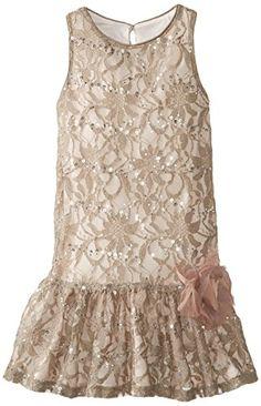 Pippa & Julie Big Girls' Sequin Drop Waist Dress, Mauve, 8 Pippa & Julie http://www.amazon.com/dp/B00KL7VMS6/ref=cm_sw_r_pi_dp_Ri2mub0DMF7AT