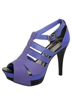Strap Sandal Purple