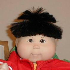 Cabbage Patch Kids Asian