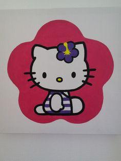 Schilderij Kitty1