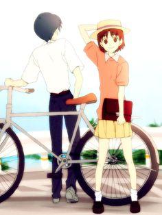 Whisper of the Heart | Hiiragi Aoi | Studio Ghibli / Tsukishima Shizuku and…