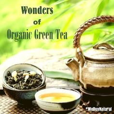 Do you know regular use of #organic #GreenTea can delay signs of #skin#aging? So #GoOrganic to look younger with one sip of #OrganicGreenTea. www.webuynatural.com