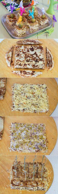 Канапе из блинов на шпажках на праздничный стол простые рецепты с фото  #Блины #Блинчики #Канапе #Шпажки #Сыр #Оливки #Рецепты #Вкусняшка #Выпечка #ВыпечкаОнлайн #Pancake #Pancakes #Canapes #Skewers #Cheese #Olives #Recipes #Yummy #Baking #Cakes #CakesOnline Yummy Cakes, Cake Decorating, Wedding Cakes, Bread, Food, Meal, Wedding Pie Table, Brot, Eten