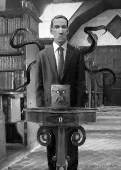 Lovecraft  Говард Филлипс Лавкрафт
