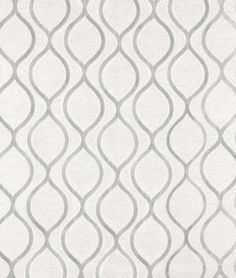 Eroica Lancaster Silver Fabric  Would be great for my bedroom.