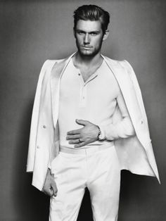 Alex Pettyfer - numbered 48 in GQ's 50 most stylish men. (50 being the most stylish) and people wonder why I prefer him over Channing Tatum..