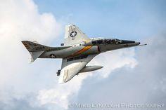 A-4 Skyhawk - 2016 Thunder Over Michigan Air Show