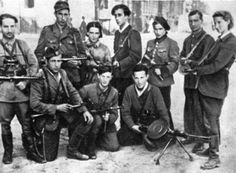 """Abba Kovner - Kovner, along with his lieutenants Vitka Kempner and Rozka Korczak, commanded a partisan group called the Avengers (""""Nokmim"""") in the forests near Vilna and engaged in sabotage and guerrilla attacks against the Germans and their local collaborators."""