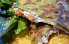 salmonquesadillas9 How To:  Smoked Salmon   Revisited