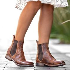 Botas Chelsea, Chelsea Boots, Thick Heels, Low Heels, Heeled Boots, Ankle Boots, Ugg Boots, Timberland Boots, Boho Boots