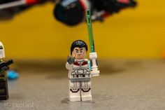 Yoda Chronicles Lego tie-in sees first ever minifig with transparent arm - Pocket-lint