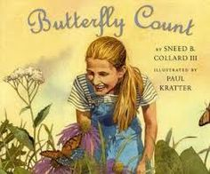 Participating in a 4th of July butterfly count looks like a lot of fun. The girl is this wonderful book finds a very rare one during her family's butterfly count.