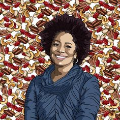 Author Terry McMillan's Midnight Writing Snack  What Writers Eat at Midnight