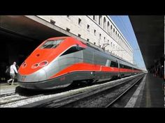 A beginner's guide to train travel in Italy. Florence takes just 1 hour 32 minutes at up to 175 mph from Rome to Venice 3 hours 45 minutes from Genoa Italy, Tuscany Italy, Venice Italy, Italy Train, Thailand Adventure, Adventure Travel, Italian Honeymoons, Best Of Italy, Rome
