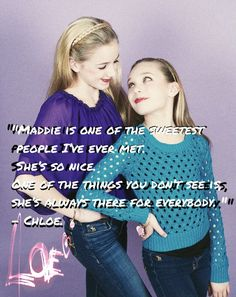 This is for all Claddie lovers--I truth these girls are great friends Dance Moms Quotes, Dance Moms Funny, Dance Moms Facts, Dance Moms Dancers, Dance Mums, Dance Moms Chloe, Dance Moms Girls, Dance Moms Comics, Chloe Lukasiak