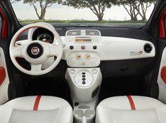 Электрический Fiat 500 стал серийным - Авто.Вести