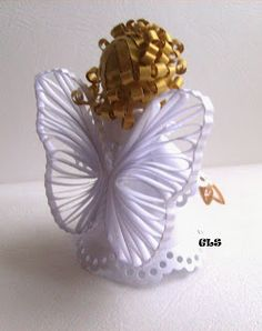 GLS2007: aniołów. Quilling
