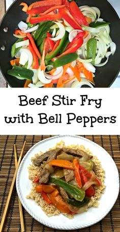 beef stir fry with bell peppers chocolate slopes bell pepper beef stir ...