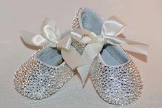 Baby Rhinestone Shoes